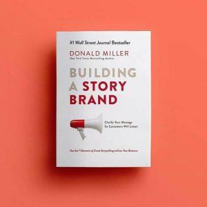 building a story brand donald miller کتاب